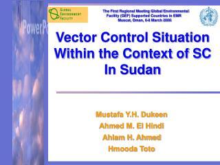 Mustafa Y.H. Dukeen Ahmed M. El Hindi Ahlam H. Ahmed   Hmooda Toto