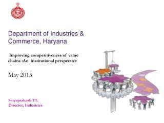 Department of Industries & Commerce, Haryana