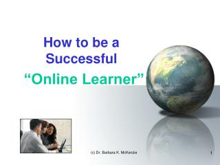 """How to be a Successful """"Online Learner"""""""
