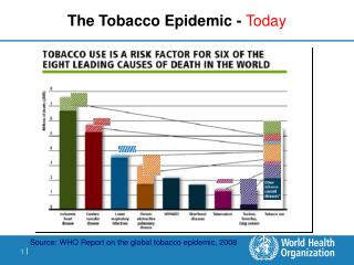 The Tobacco Epidemic - Today