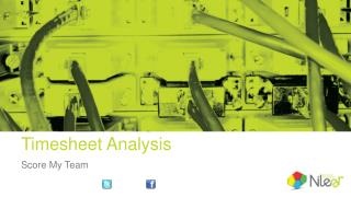 Timesheet Analysis