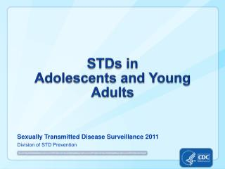 STDs in Adolescents and Young Adults