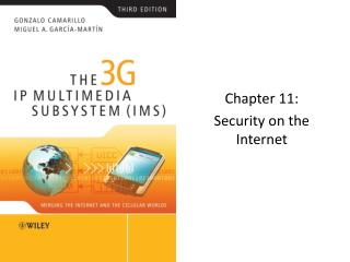 Chapter 11: Security on the Internet