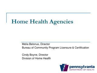 Home Health Agencies