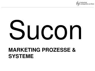 Marketing  Prozesse  &  Systeme