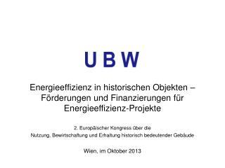 Grundsätzliches Überblick über Förderungen und Finanzierungen für Energieeffizienz-Projekte