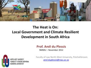 The Heat is On: Local Government and Climate Resilient Development in South Africa