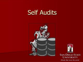 Self Audits