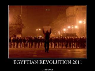 Who is Hosni Mubarak?