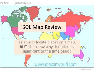 SOL Map Review