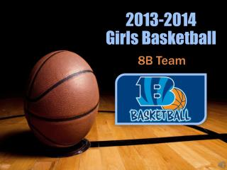 2013-2014 Girls Basketball