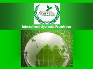 International Ayurveda Foundation
