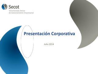 Presentaci�n Corporativa