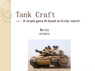 Tank Craft