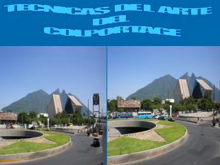 TECNICAS   DE L  ARTE   DEL  COLPORTAGE