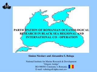 The Black Sea and its coastal states