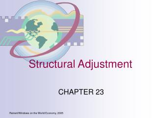 Structural Adjustment