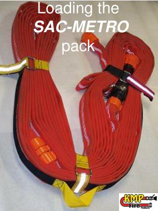 Loading the SAC-METRO pack