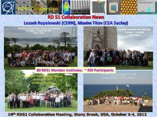 RD 51 Collaboration News