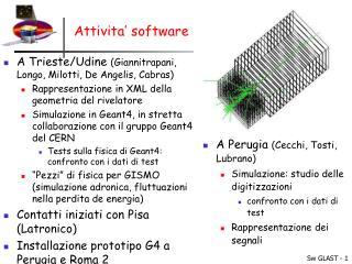 Attivita' software