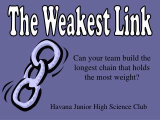 Havana Junior High Science Club