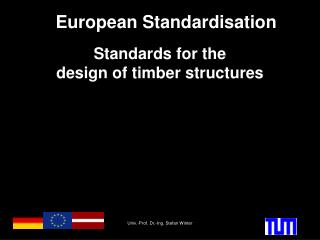 European Standardisation