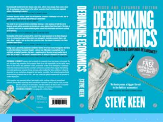 The crisis in economics & economic theory