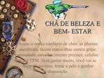 CH  DE BELEZA E BEM- ESTAR
