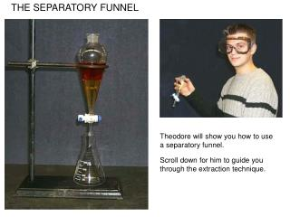 THE SEPARATORY FUNNEL