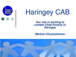 Haringey CAB