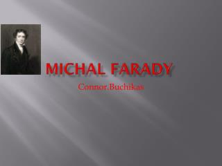 Michal  farady