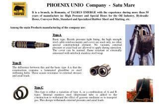 PHOENIX UNIO  Company  -  Satu Mare