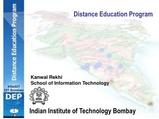 Distance Education Program
