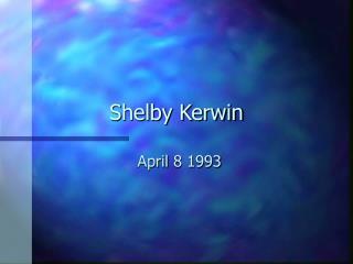 Shelby Kerwin