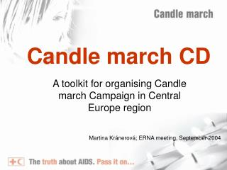Candle march CD