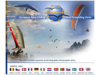 European Hang Gliding & Paragliding Union