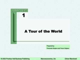 A Tour of the World