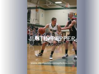 Justin Pepper