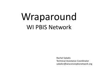 Wraparound WI PBIS Network