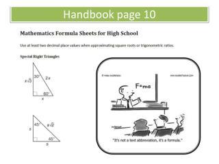 Handbook page 10