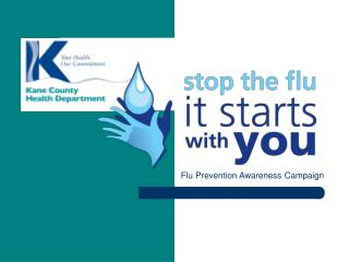 Flu Prevention Awareness Campaign