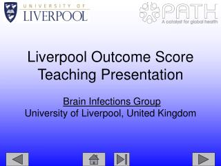 Liverpool Outcome Score Teaching Presentation
