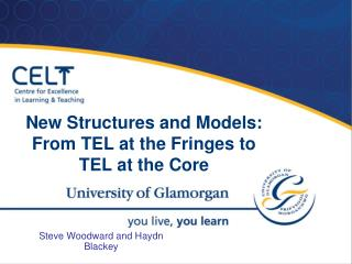 New Structures and Models: From TEL at the Fringes to TEL at the Core