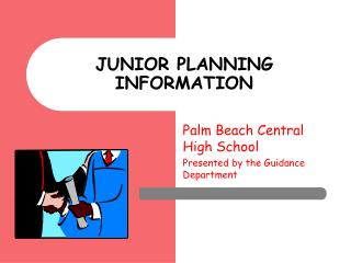 JUNIOR PLANNING  INFORMATION