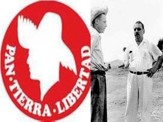 Partido  Unión  Republicana . Líderes  1940. Rafael  Martínez Nadal  y Miguel  Ángel García Méndez