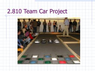 2.810 Team Car Project