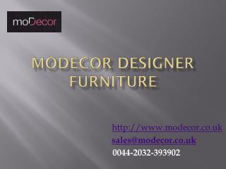 Modecor Designer Furniture