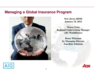 24. Regulation and taxation in Insurance Markets