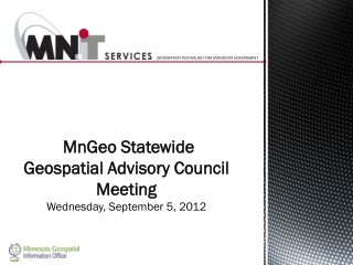 Geospatial Line of Business  Life Cycle Workgroup Update