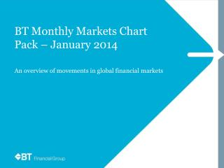 BT Monthly Markets Chart Pack – January 2014